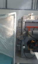 درب ضد حریق فلزی